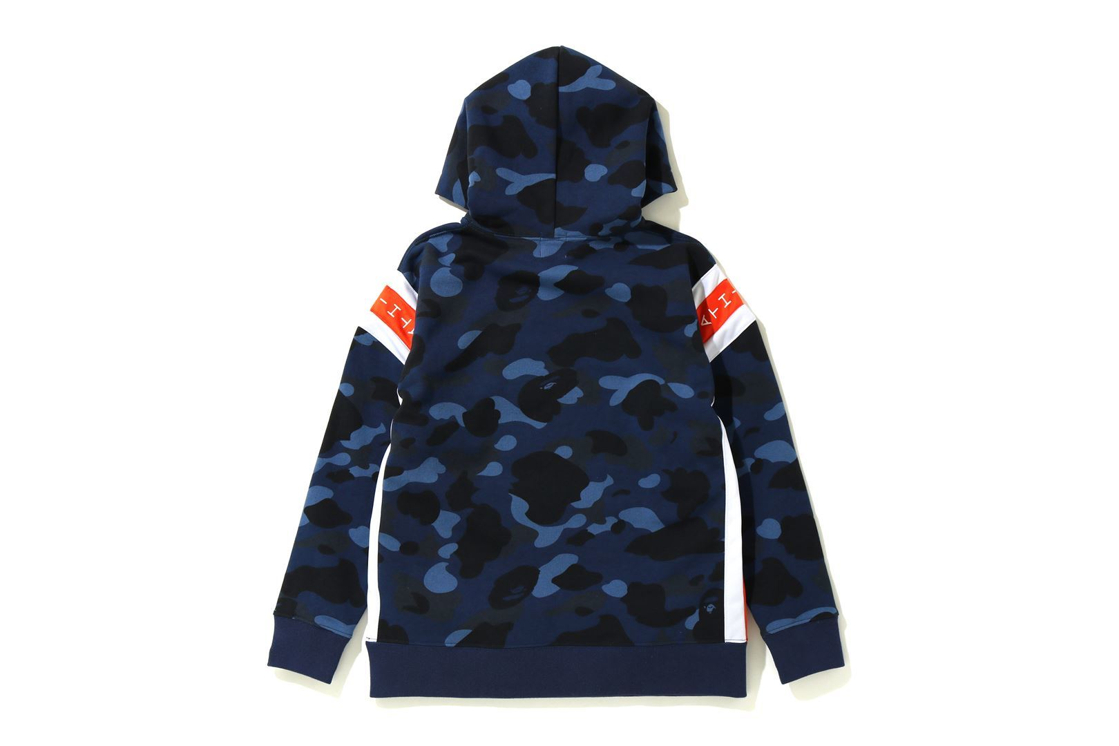 COLOR CAMO LOGO TAPE PULLOVER HOODIE_a0174495_13531441.jpg