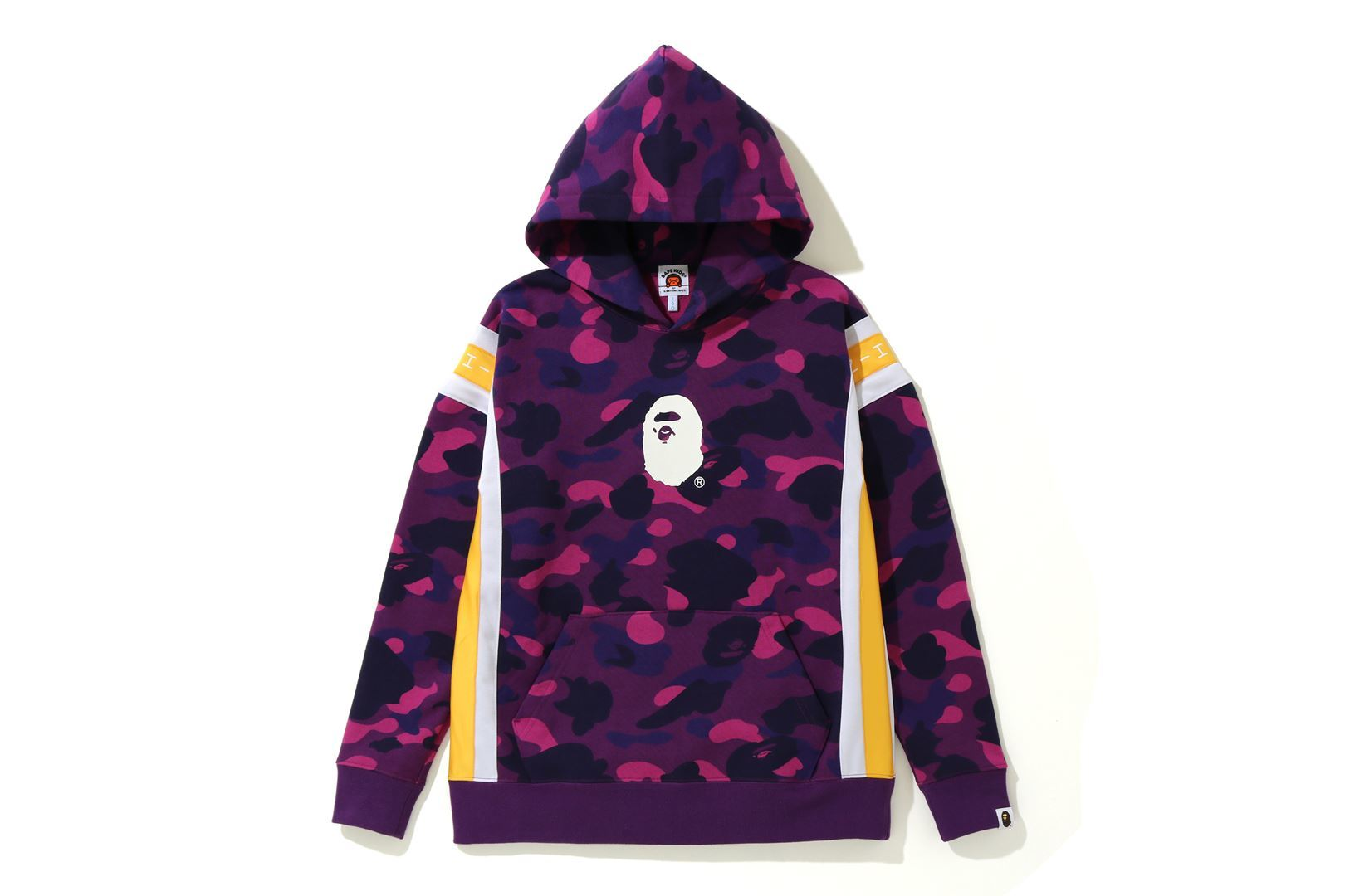 COLOR CAMO LOGO TAPE PULLOVER HOODIE_a0174495_13533841.jpg