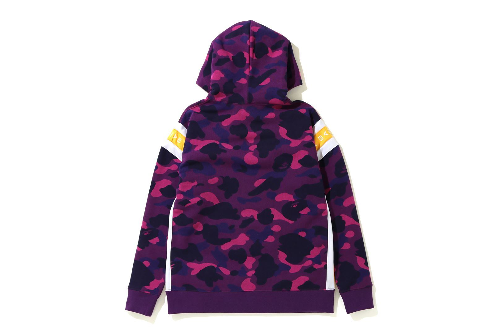 COLOR CAMO LOGO TAPE PULLOVER HOODIE_a0174495_13534435.jpg
