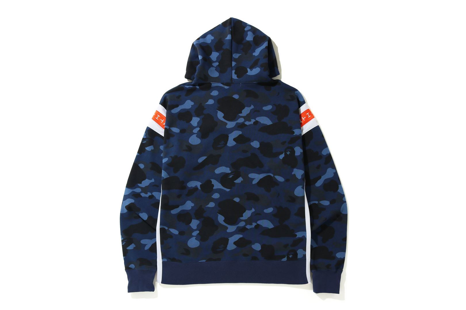 COLOR CAMO LOGO TAPE PULLOVER HOODIE_a0174495_13591337.jpg