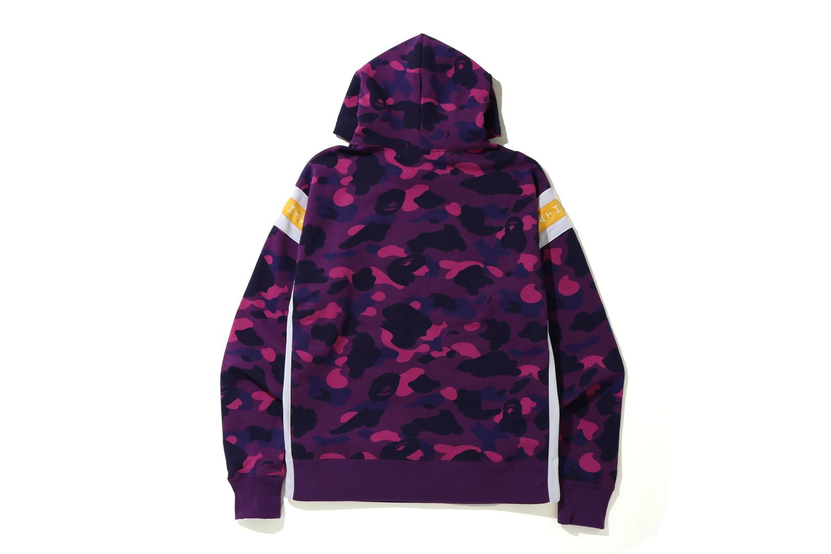 COLOR CAMO LOGO TAPE PULLOVER HOODIE_a0174495_13595338.jpg