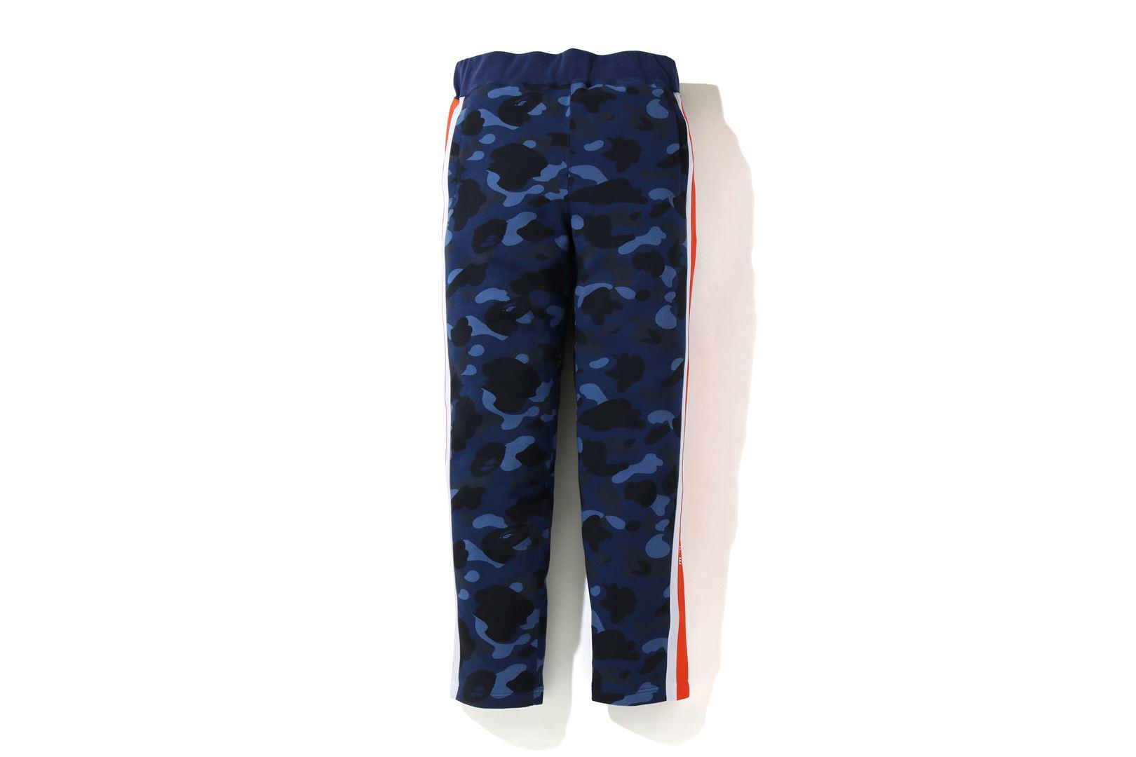 COLOR CAMO LOGO TAPE SWEAT PANTS_a0174495_14014480.jpg