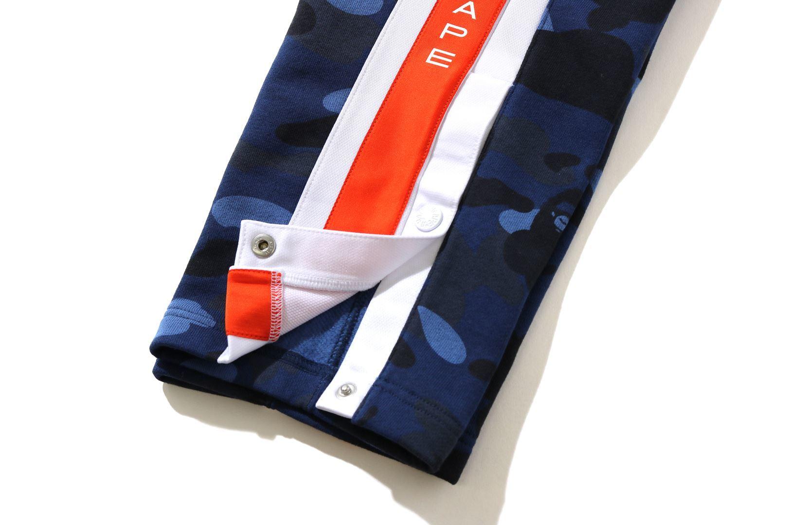 COLOR CAMO LOGO TAPE SWEAT PANTS_a0174495_14020032.jpg