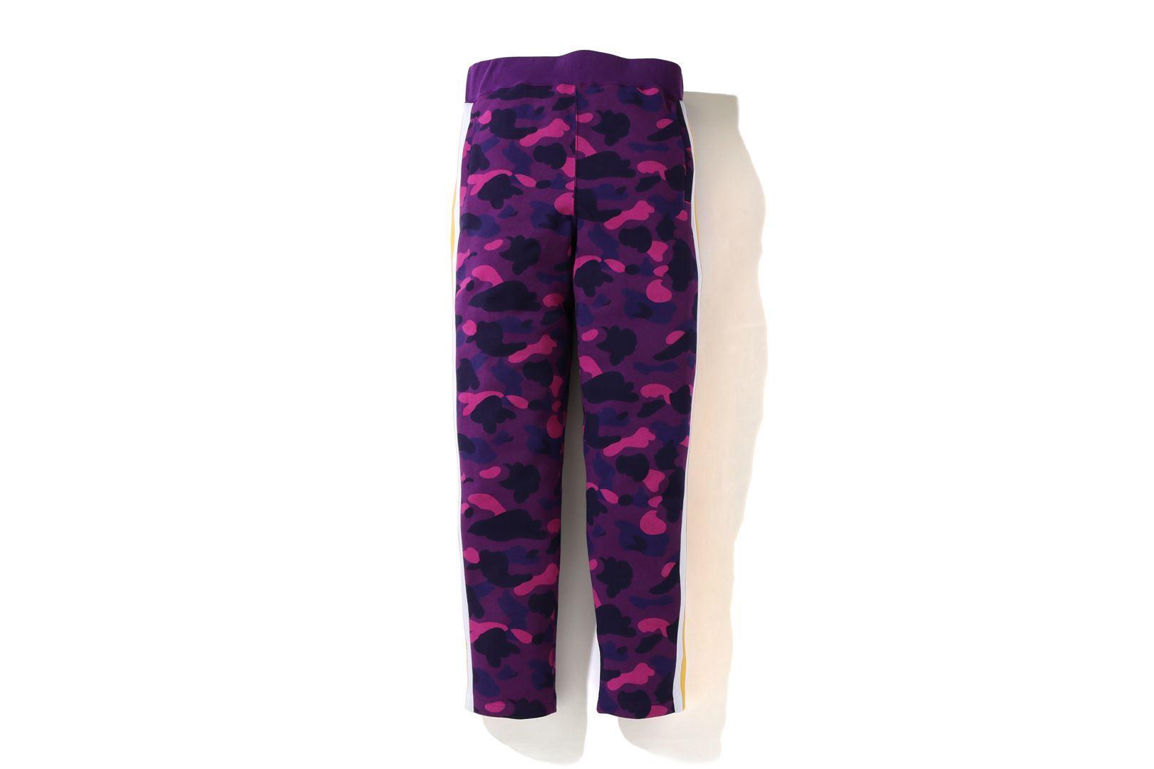 COLOR CAMO LOGO TAPE SWEAT PANTS_a0174495_14020855.jpg