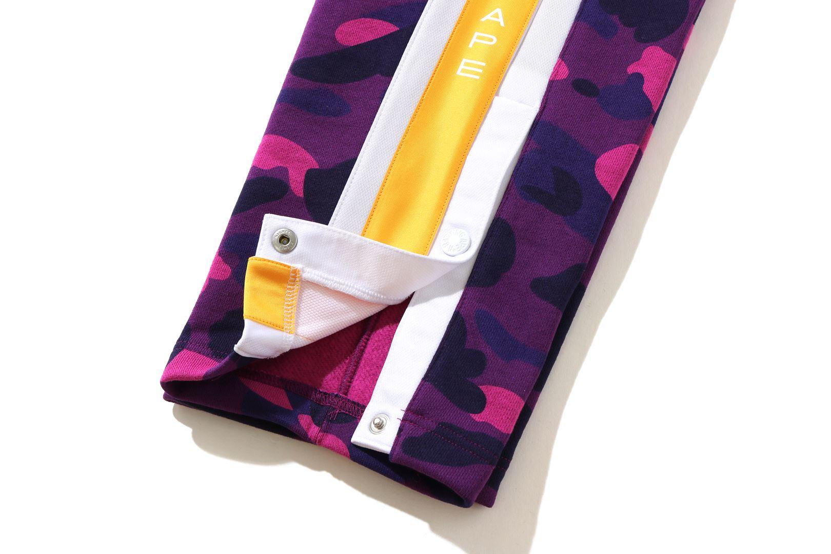 COLOR CAMO LOGO TAPE SWEAT PANTS_a0174495_14022461.jpg
