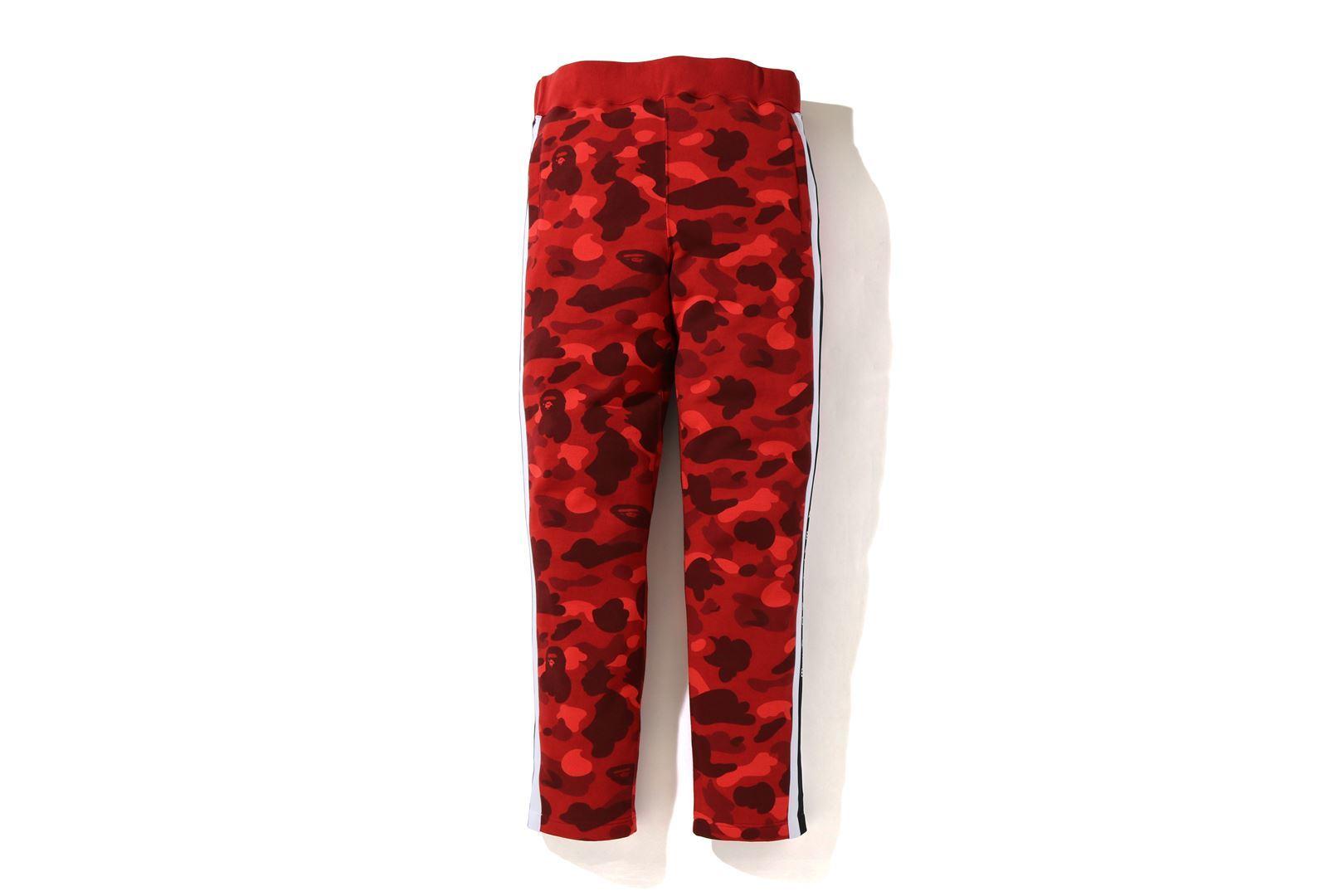 COLOR CAMO LOGO TAPE SWEAT PANTS_a0174495_14023514.jpg