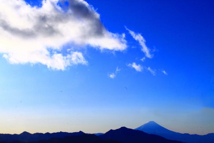 令和2年1月の富士 (12) 美し森からの富士_e0344396_11053319.jpg