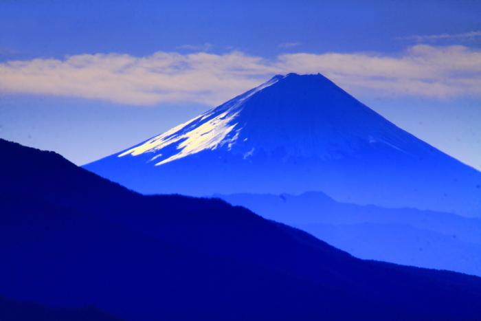 令和2年1月の富士 (13) まきば公園からの富士_e0344396_11323415.jpg