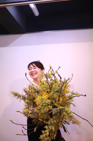 斎藤由美先生のデモンストレーション@芦屋Colle_b0208604_06271654.jpg