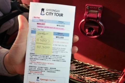 2019年 歳納め大邱 ⑰慶州のシティツアーバスに乗ってみた! 前半_a0140305_02555633.jpg