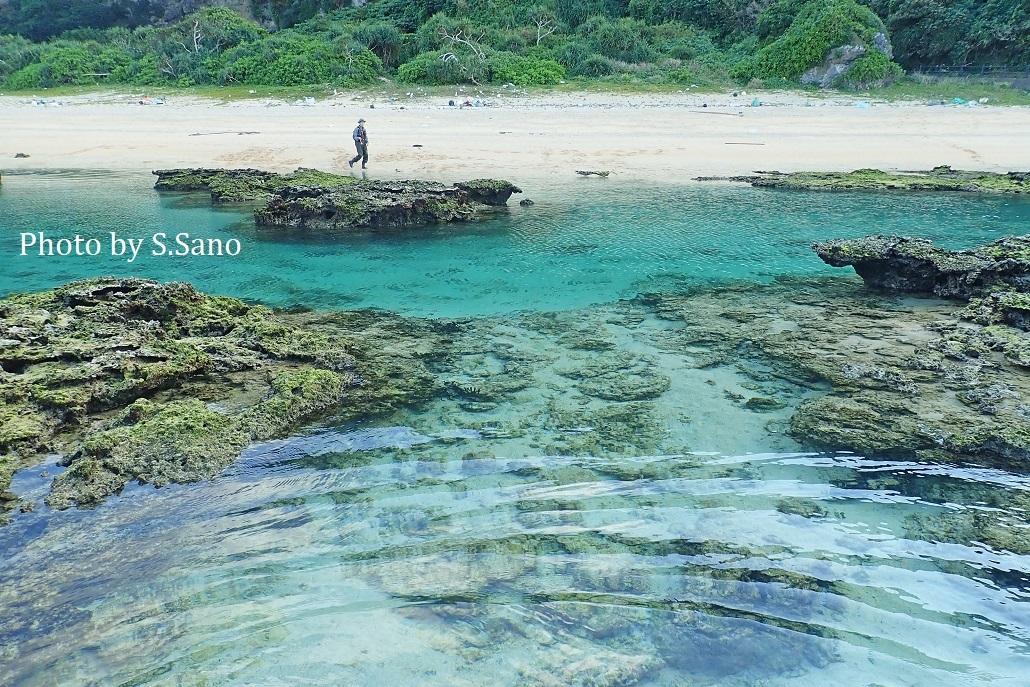 沖永良部島の海_b0348205_00302632.jpg