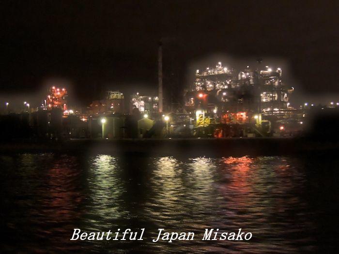 工場夜景ジャングルクルーズ・゚☆、・:`☆・・゚・゚☆。横浜_c0067206_12320254.jpg