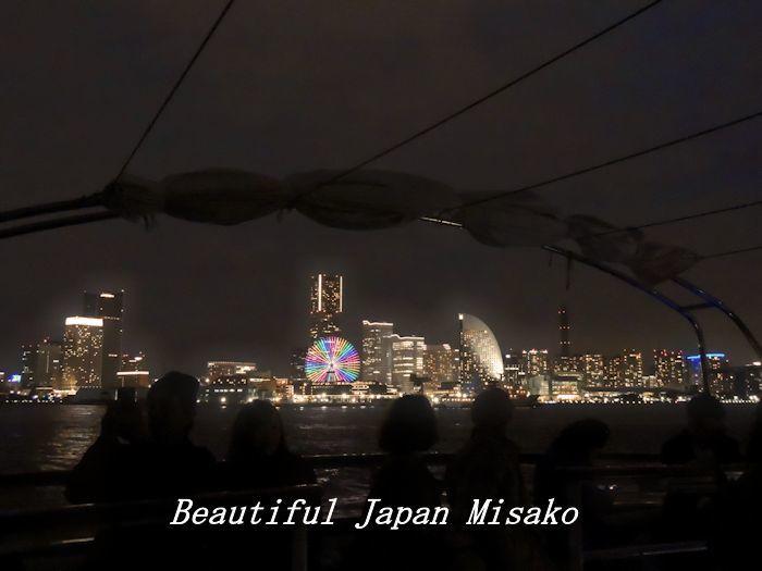 工場夜景ジャングルクルーズ・゚☆、・:`☆・・゚・゚☆。横浜_c0067206_12322586.jpg