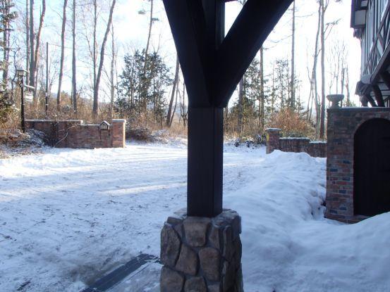 雪上の足跡_f0064906_14544070.jpg