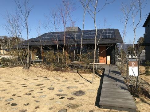 里山モデルハウス オープン日です。_a0059217_10003318.jpg