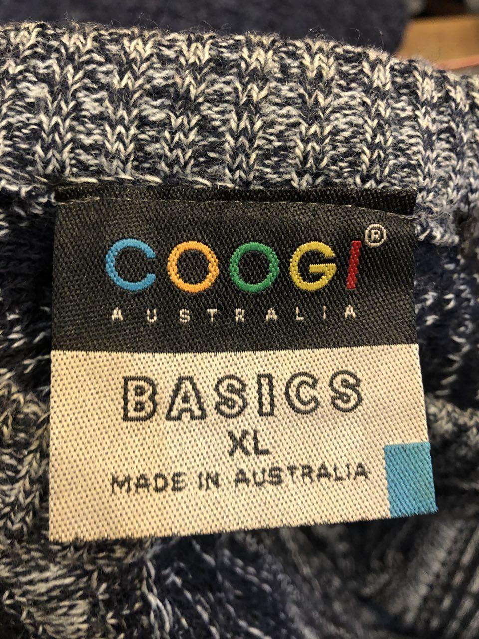 1月19日(日)入荷! MADE IN AUSTRALIA  COOGI セーター!_c0144020_13064587.jpg