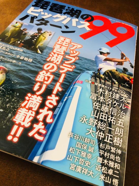 琵琶湖のビッグバスパターン99_e0100021_15062420.jpg