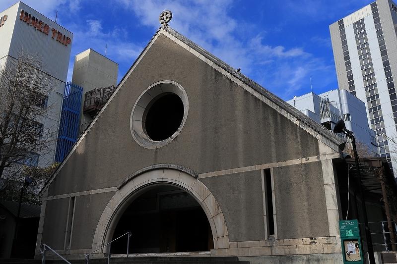 【聖オルバン教会】【聖アンデレ教会】新春レトロ建物探訪 part 2_f0348831_01023003.jpg