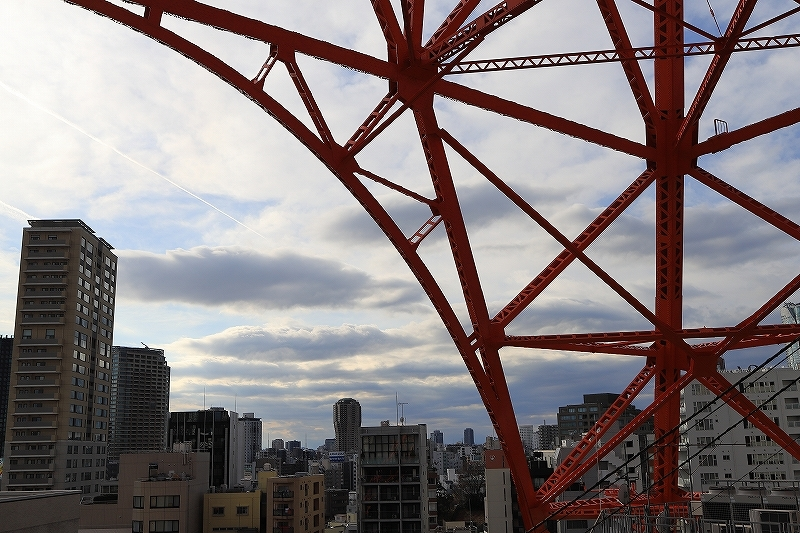 【東京タワー】新春レトロ建物探訪 part 3_f0348831_01092313.jpg