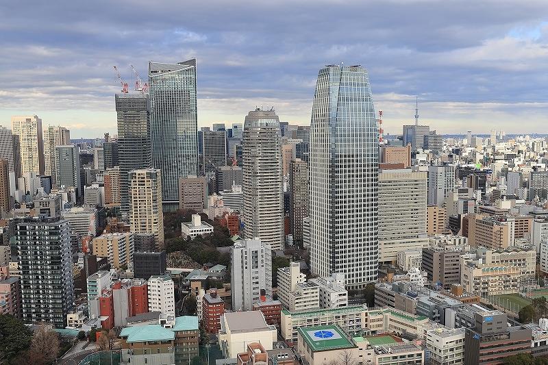 【東京タワー】新春レトロ建物探訪 part 3_f0348831_01095650.jpg