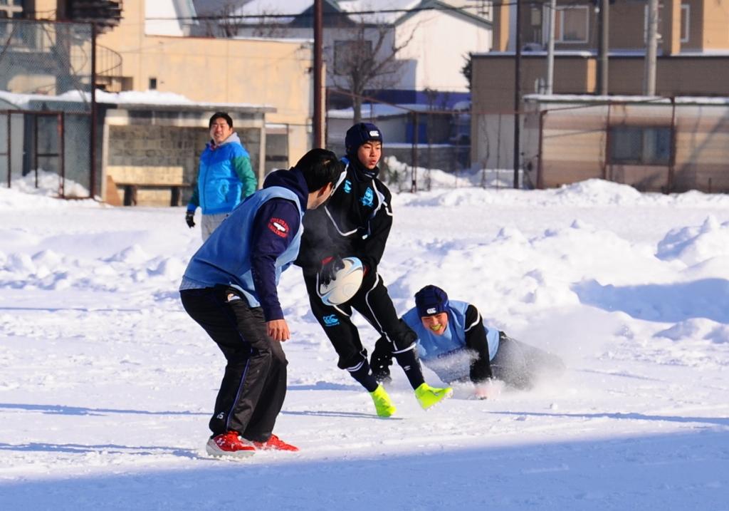 冬休み最後の練習_c0095835_18160420.jpg