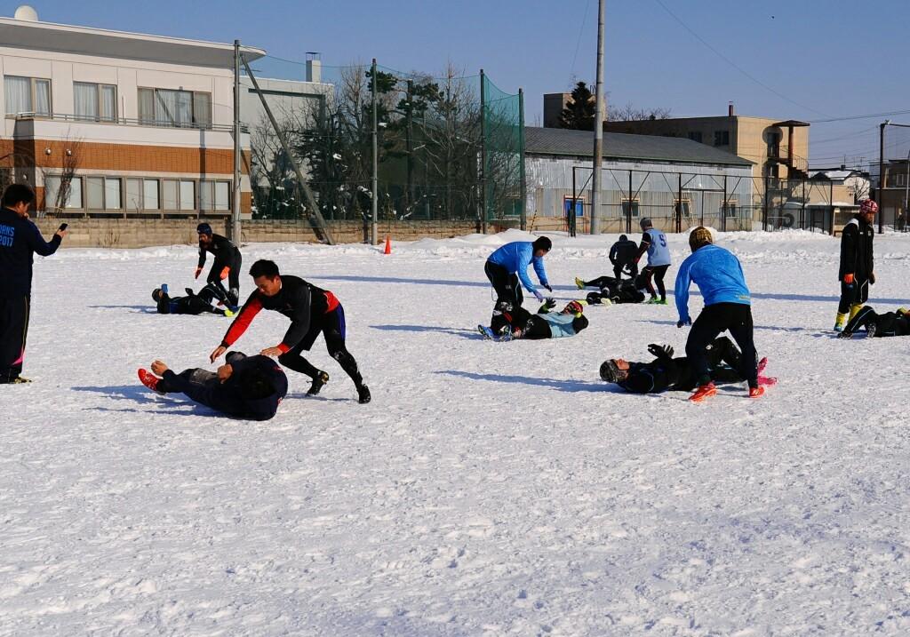 冬休み最後の練習_c0095835_18161919.jpg