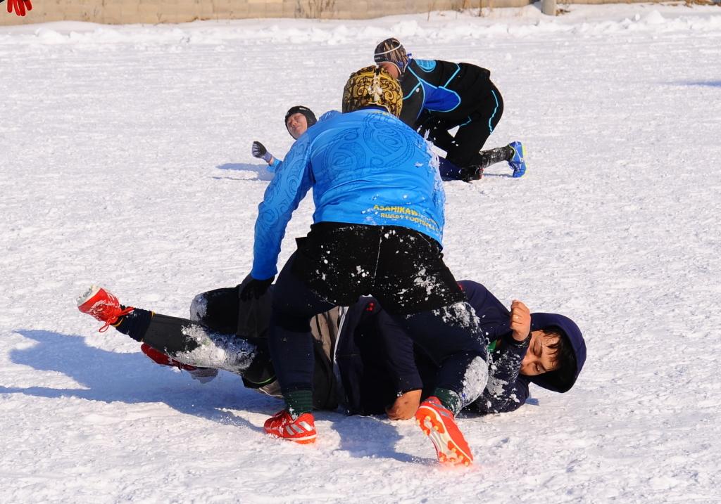 冬休み最後の練習_c0095835_18162917.jpg