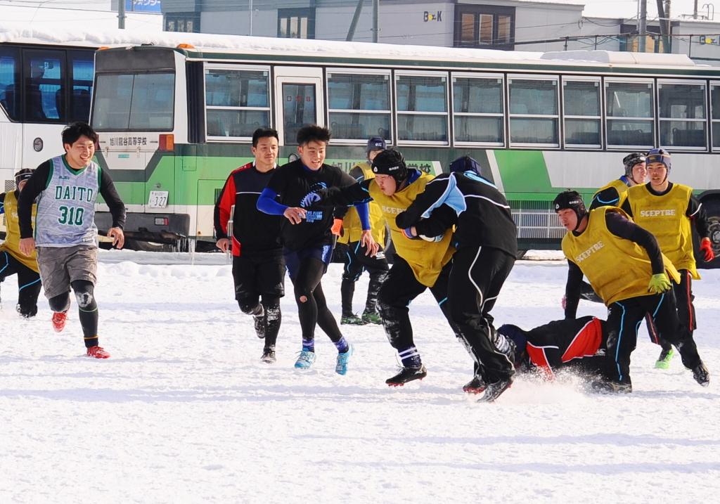 冬休み最後の練習_c0095835_18170207.jpg