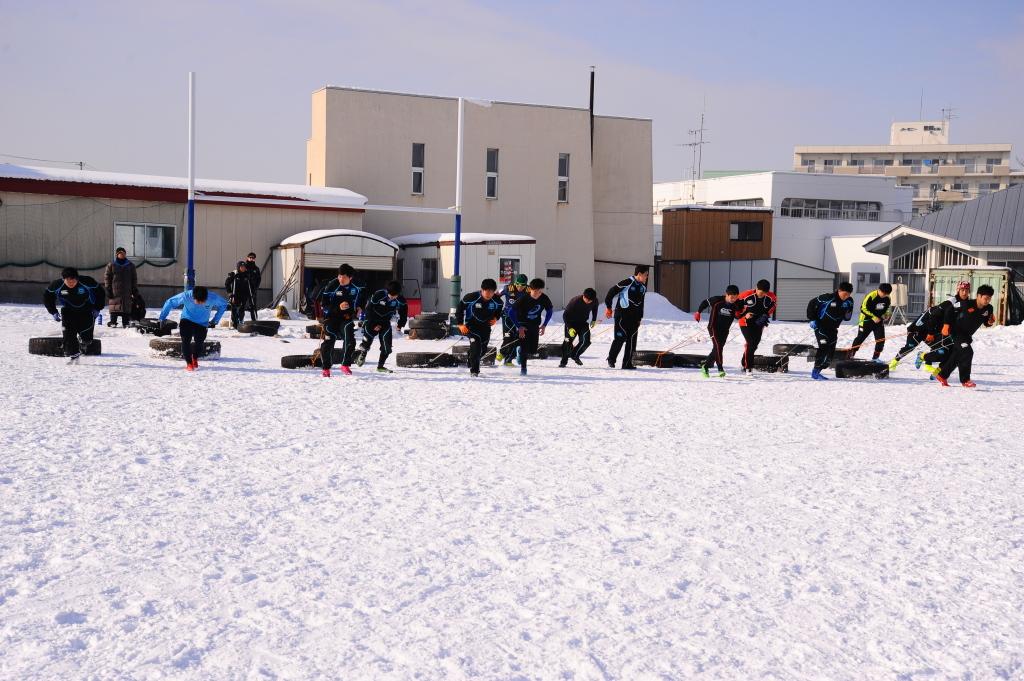 冬休み最後の練習_c0095835_18170243.jpg