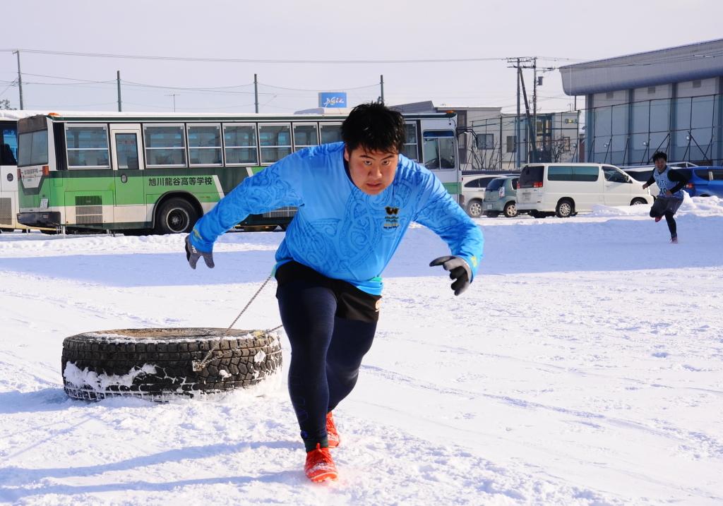 冬休み最後の練習_c0095835_18170859.jpg