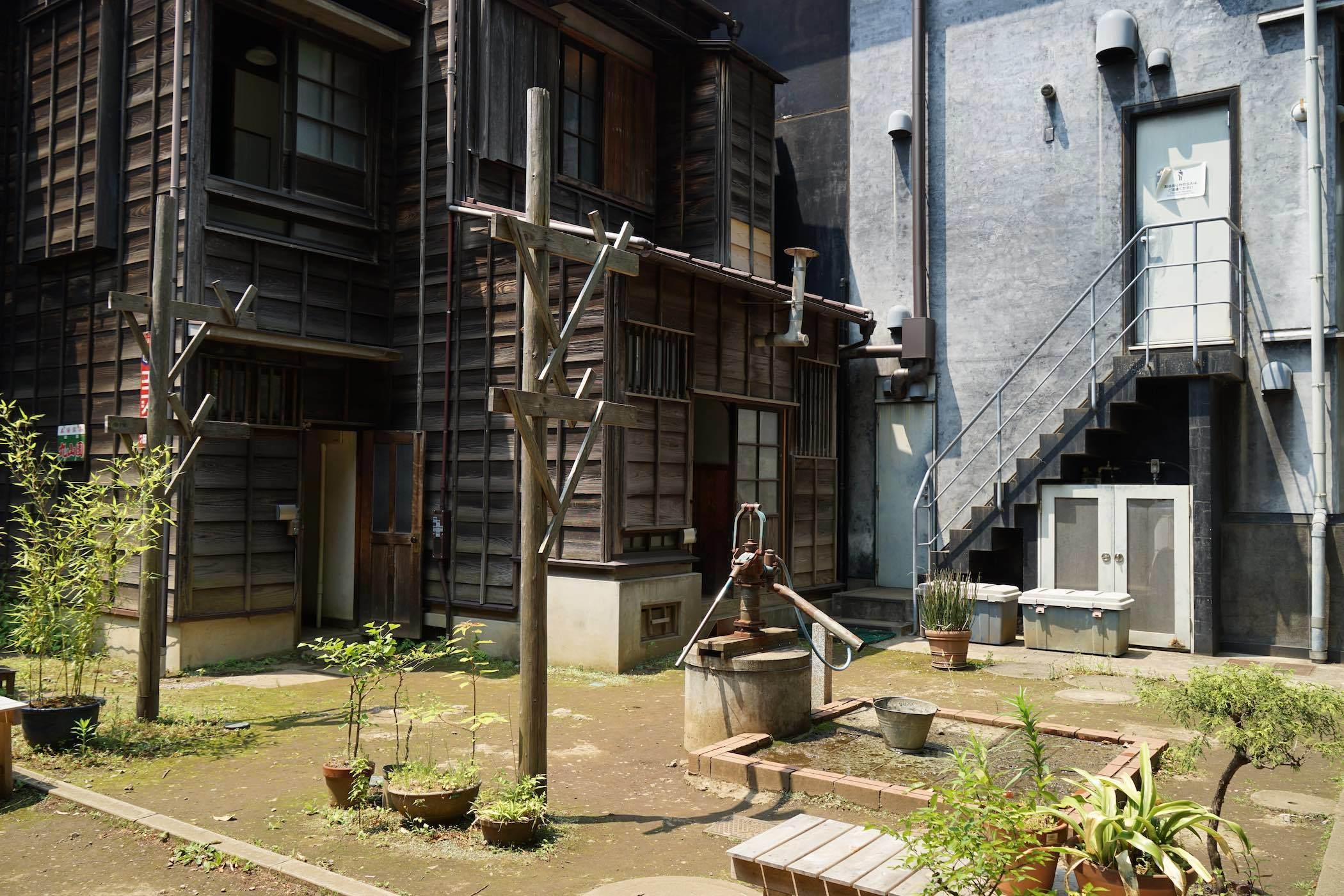 江戸東京たてもの園 25_b0360240_15121226.jpg