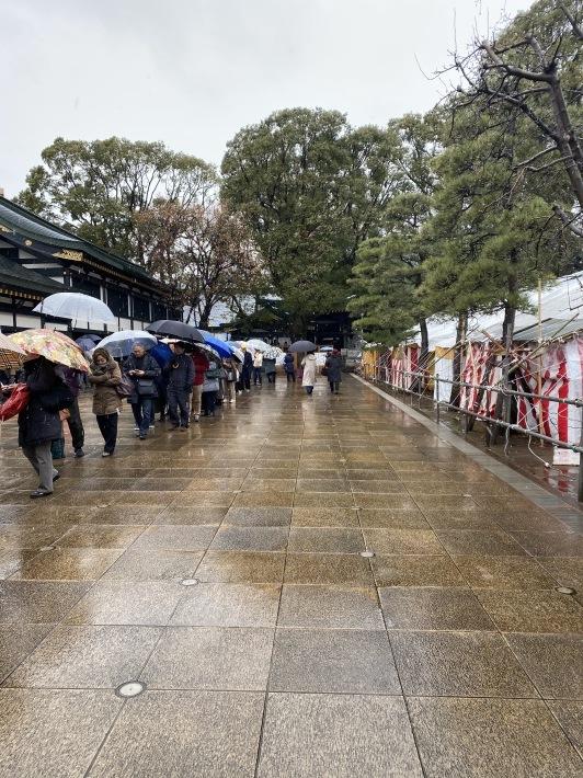 早稲田の穴八幡神社へお参りに☆_c0152341_16025645.jpg
