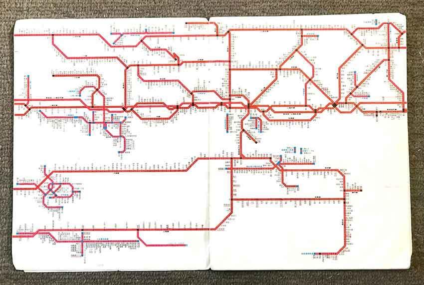 乗りつぶし記録用「全国鉄道路線図」♪_d0058941_19564534.jpg