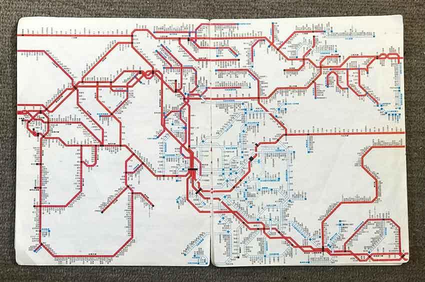 乗りつぶし記録用「全国鉄道路線図」♪_d0058941_19581161.jpg