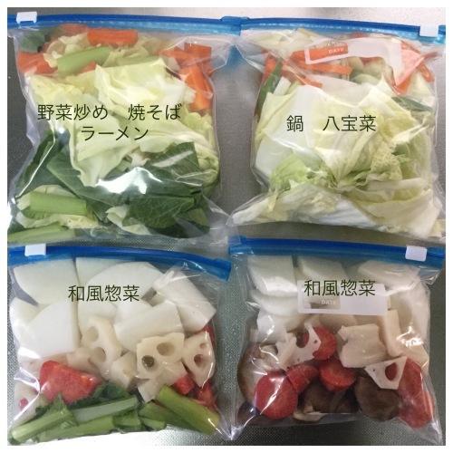 野菜の冷凍保存 & ホームパーティ & お掃除計画_a0084343_15221548.jpeg