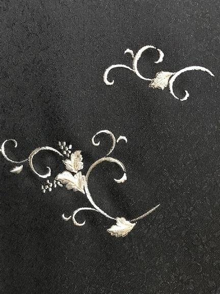 白綾苑大庭・巴爾幹を着物三枚でコーディネイト。_f0181251_18094413.jpg