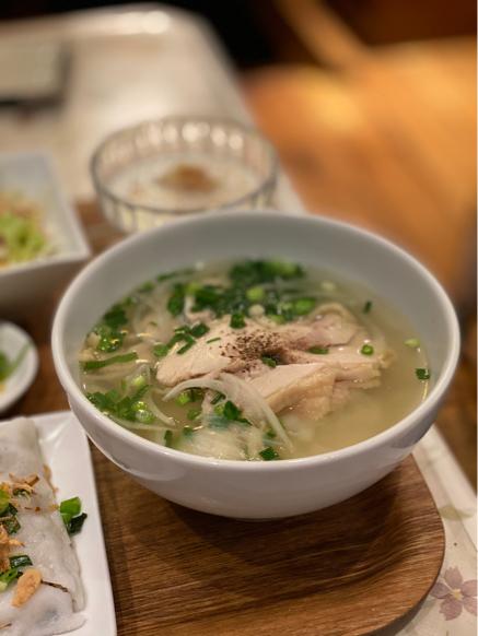 「ジャスミンパレス 横浜店」ベトナム料理の定食屋さんって感じで良いですね。_f0054556_10591532.jpg