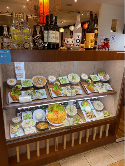 「ジャスミンパレス 横浜店」ベトナム料理の定食屋さんって感じで良いですね。_f0054556_10591650.jpg