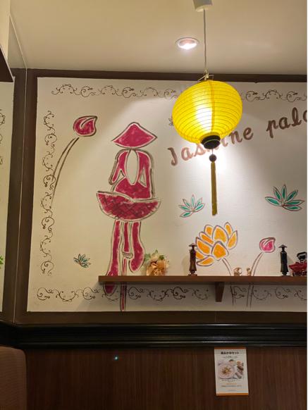 「ジャスミンパレス 横浜店」ベトナム料理の定食屋さんって感じで良いですね。_f0054556_11081903.jpg