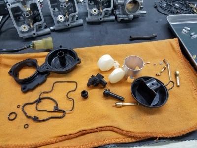 CB400SF VTECⅢ 車検整備②_e0114857_10122709.jpg