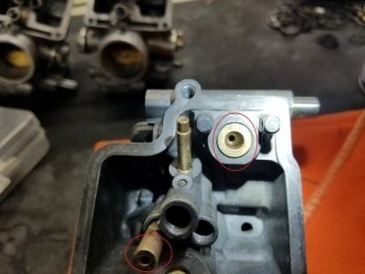 CB400SF VTECⅢ 車検整備②_e0114857_10134376.jpg