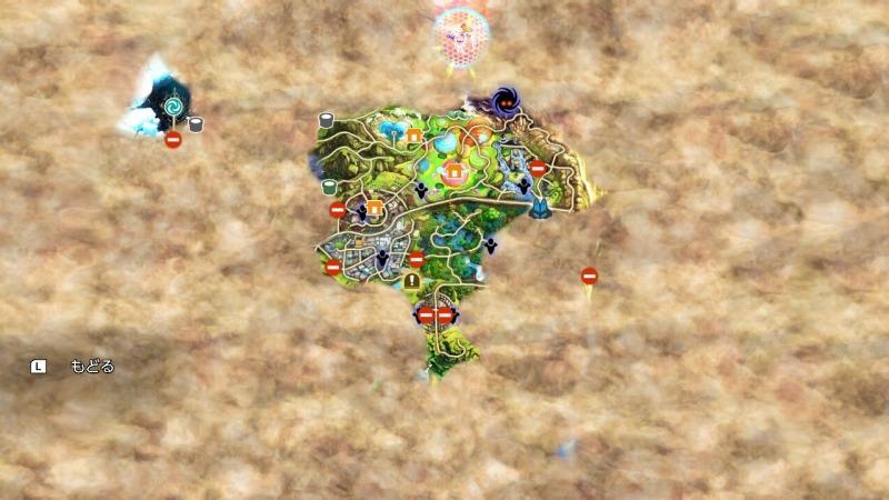 ゲーム「大乱闘スマッシュブラザーズ SPECIAL 灯火の星を始めました」_b0362459_16181974.jpg