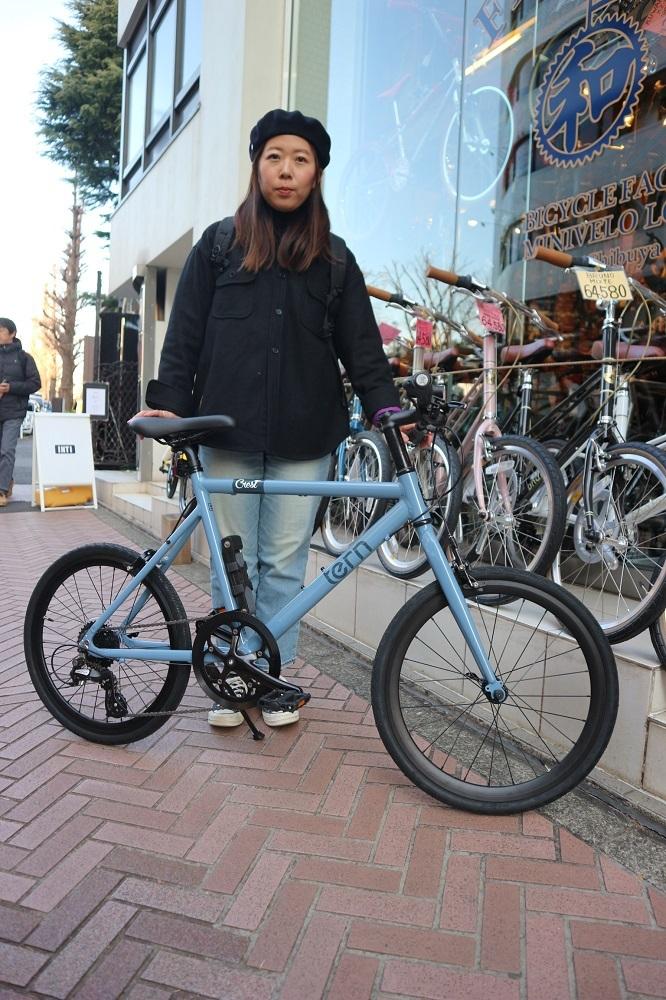 1月19日 渋谷 原宿 の自転車屋 FLAME bike前です_e0188759_18381569.jpg