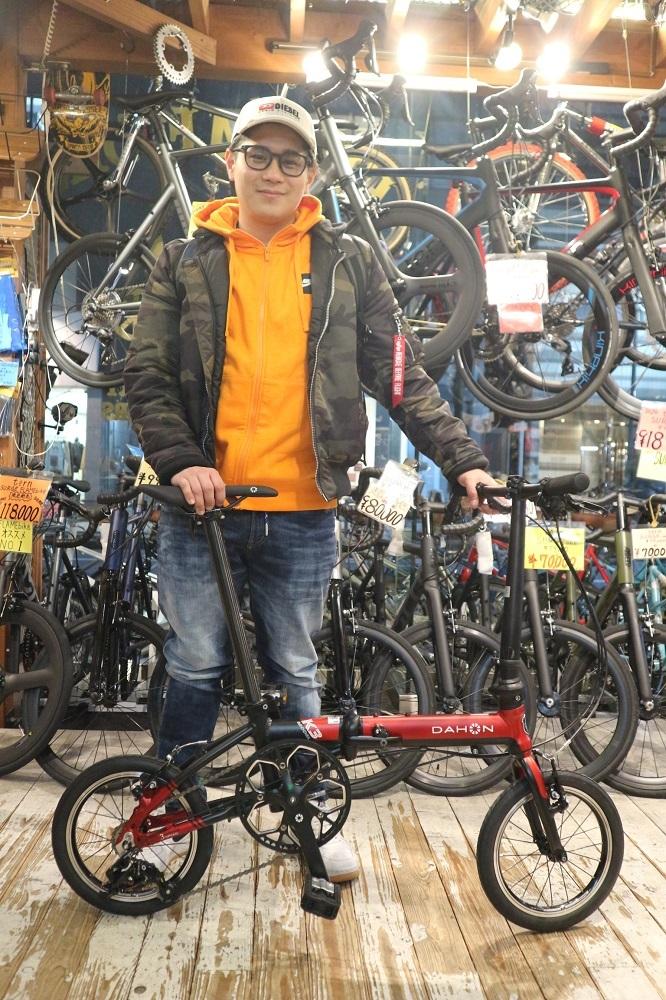 1月19日 渋谷 原宿 の自転車屋 FLAME bike前です_e0188759_18381749.jpg