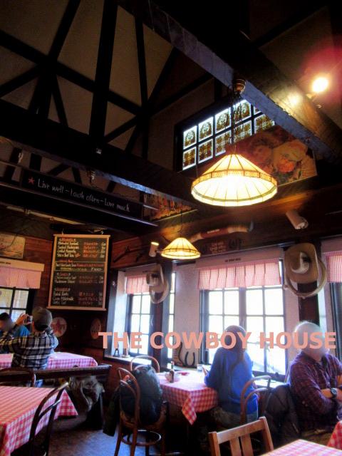 THE COWBOY HOUSE * 軽井沢でどっぷりウエスタンな世界を堪能♪_f0236260_23540676.jpg