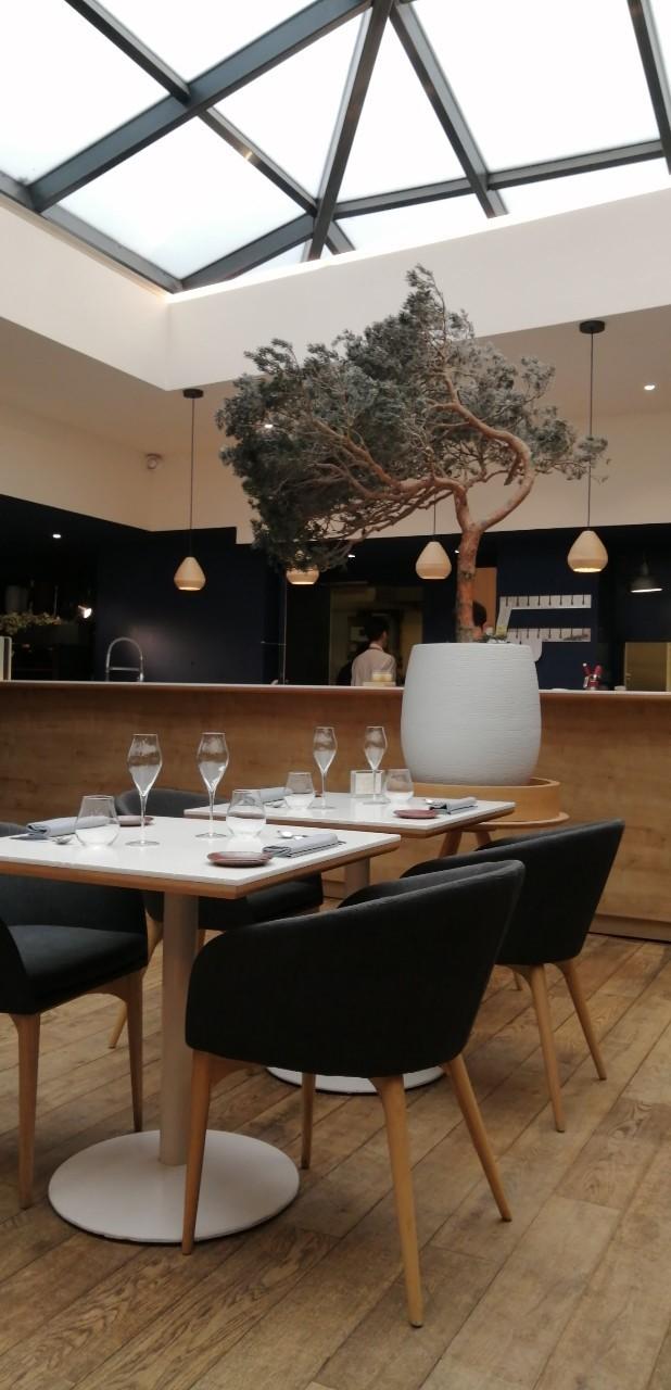 パリ 日本人シェフの店 Restaurant ERH_b0060363_19453639.jpg