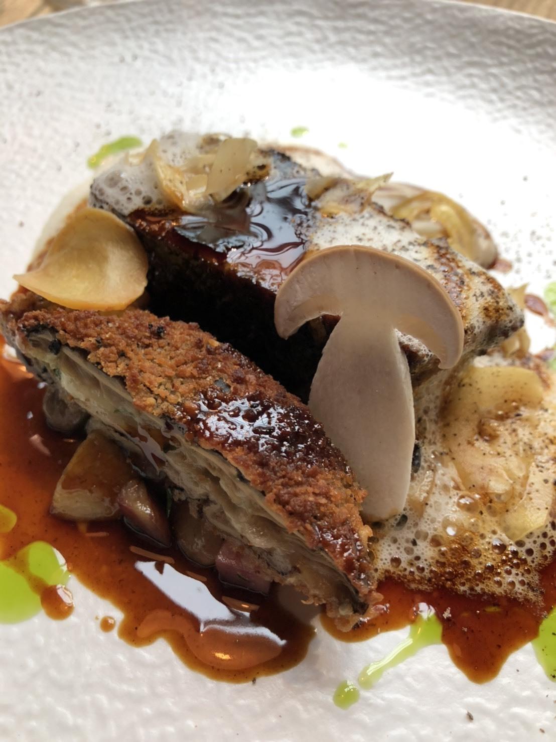 パリ 日本人シェフの店 Restaurant ERH_b0060363_20024159.jpg