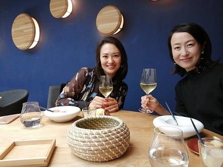 パリ 日本人シェフの店 Restaurant ERH_b0060363_23290274.jpg