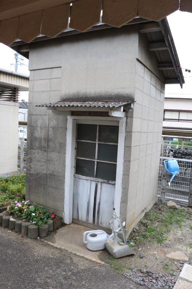 四日市明日なろう鉄道 日永駅_c0001670_20364029.jpg