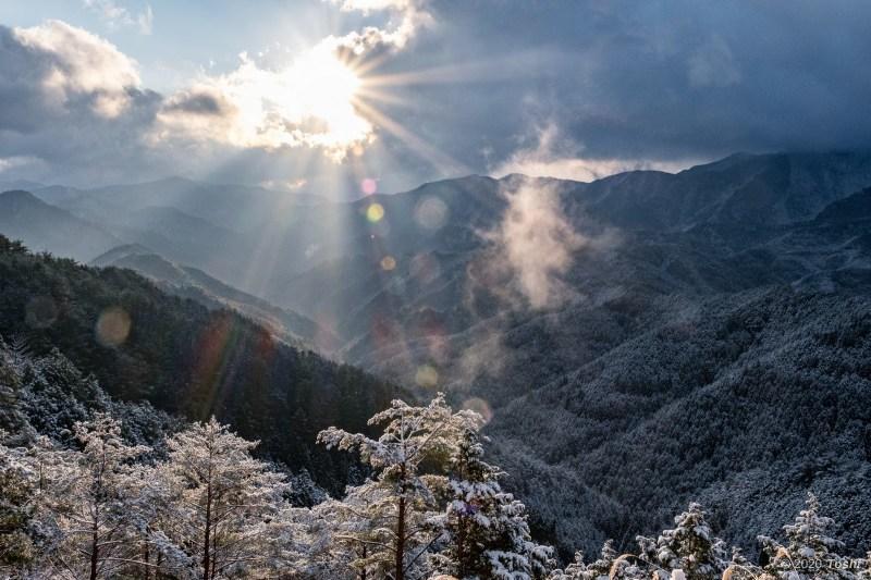 待望の雪 野迫川_c0350572_11544190.jpg